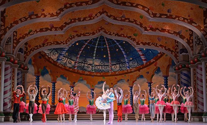 Mission & History - Charlotte Ballet